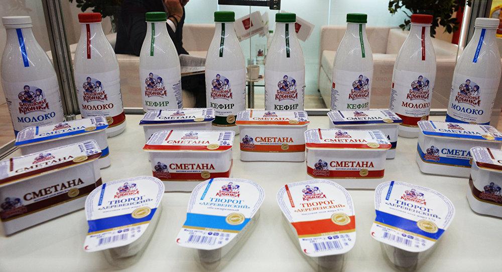 запрет белорусской молочки
