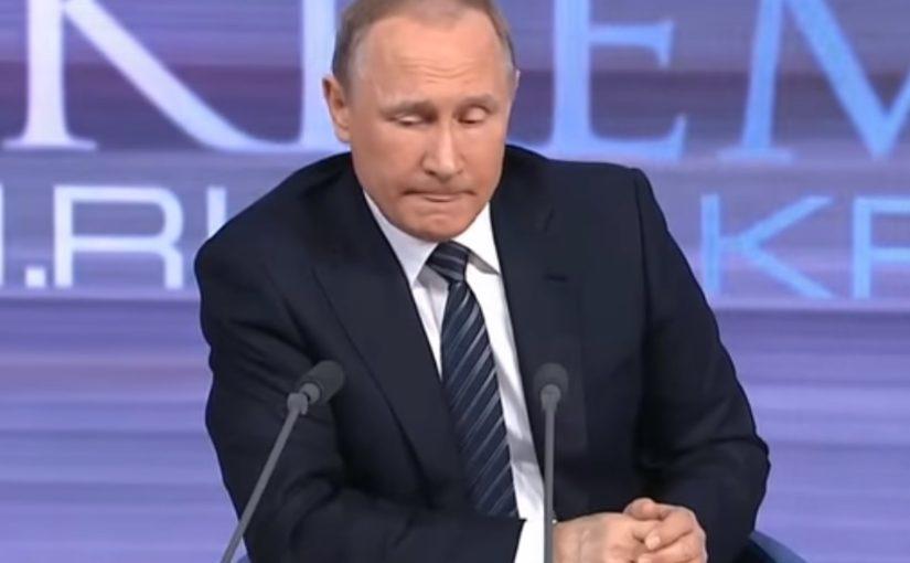 Путин рассказал как прожить на пенсию