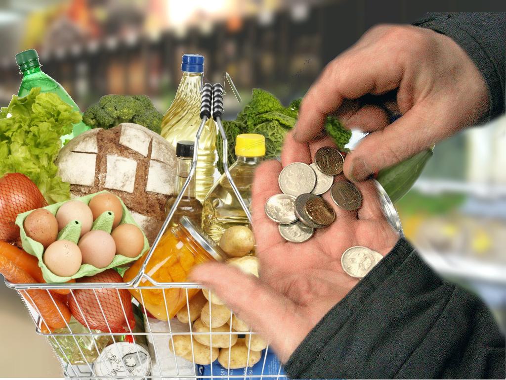 В России подорожает потребительская корзина на 5% в текущем году