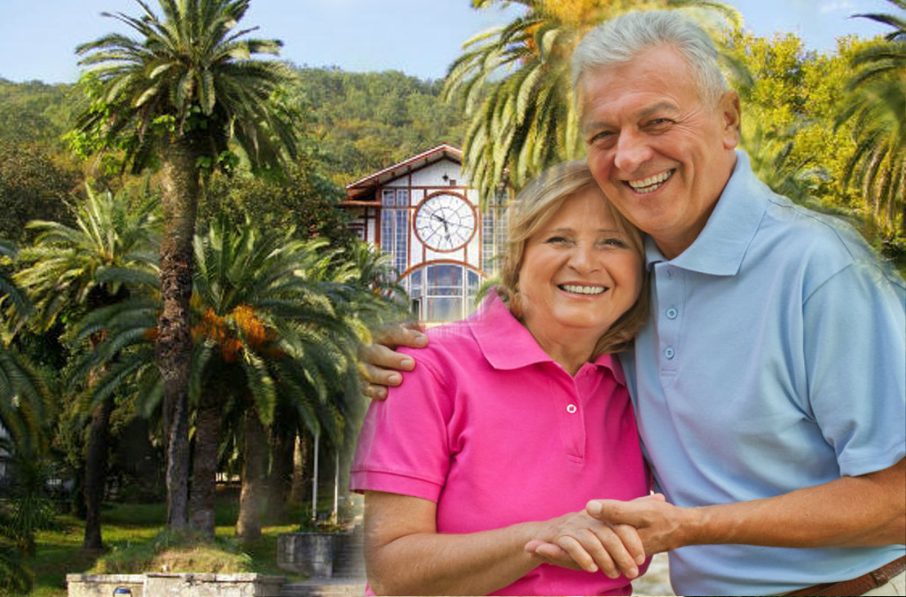 туры в Абхазию для пенсионеров
