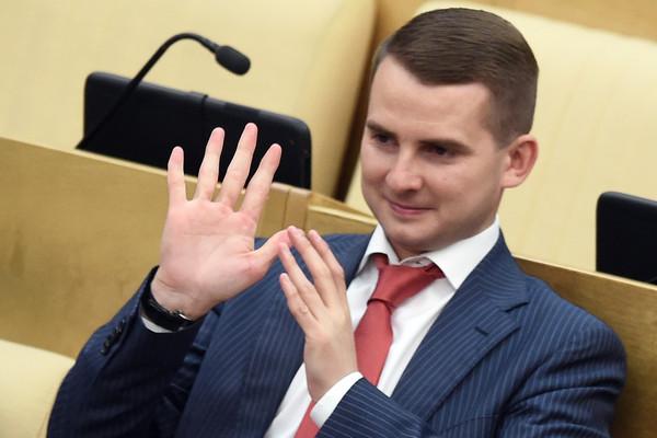 ярослав нилов депутат госдумы