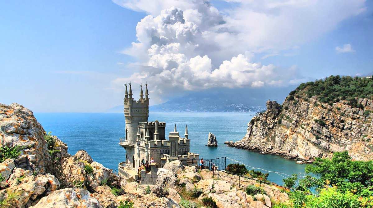 дешевые путевки в Крым