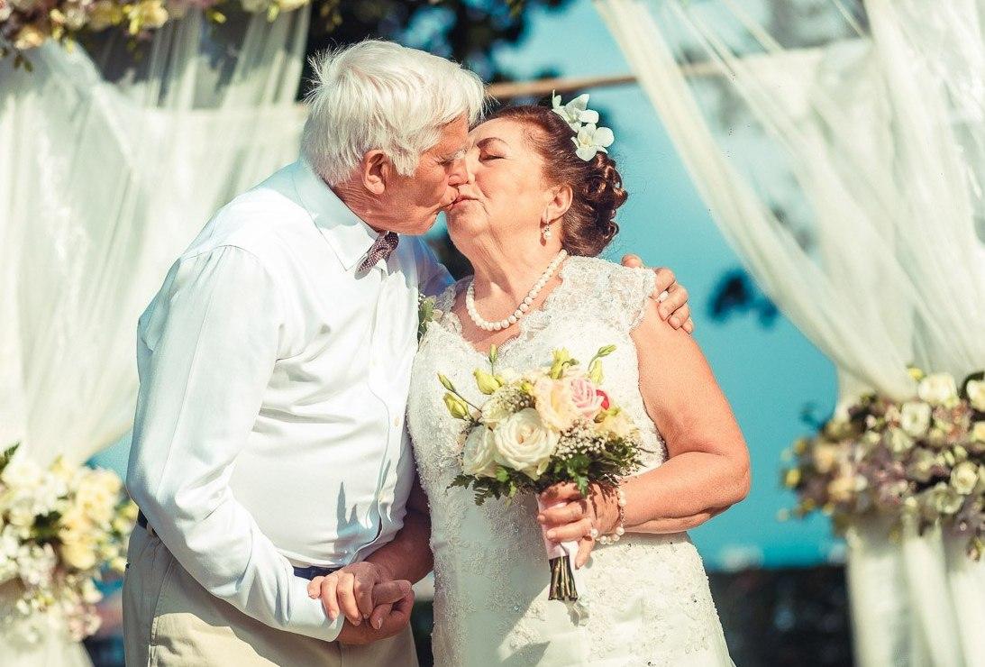 любовь и брак на пенсии