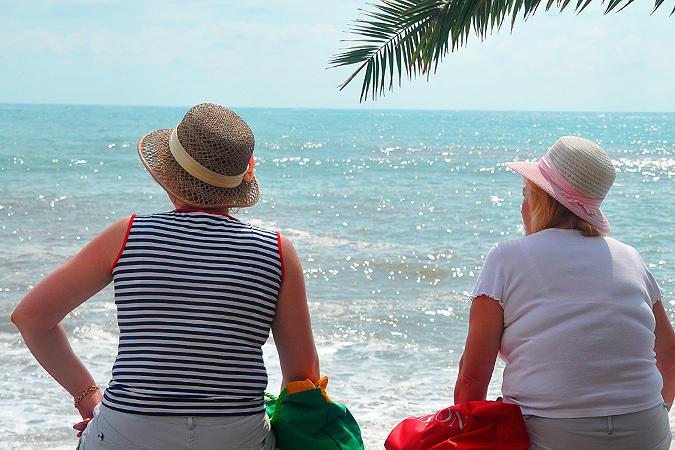 Путешествия для пенсионеров. Крым, Турция