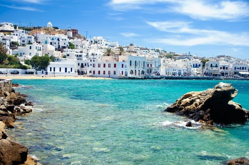 путевки для пенсионеров в Грецию