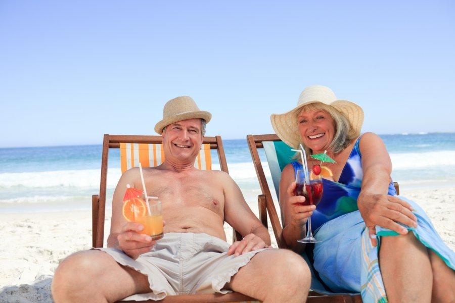 Путевки для пенсионеров и розыгрыш билетов в Сочи