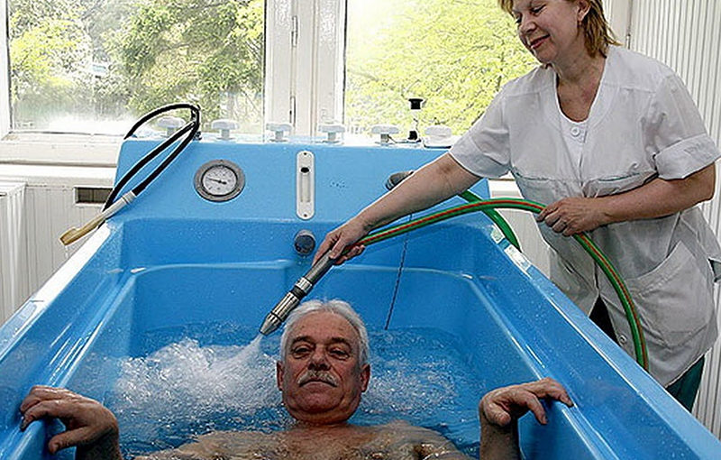 Путевки для пенсионеров. Лечебные курорты Чехии