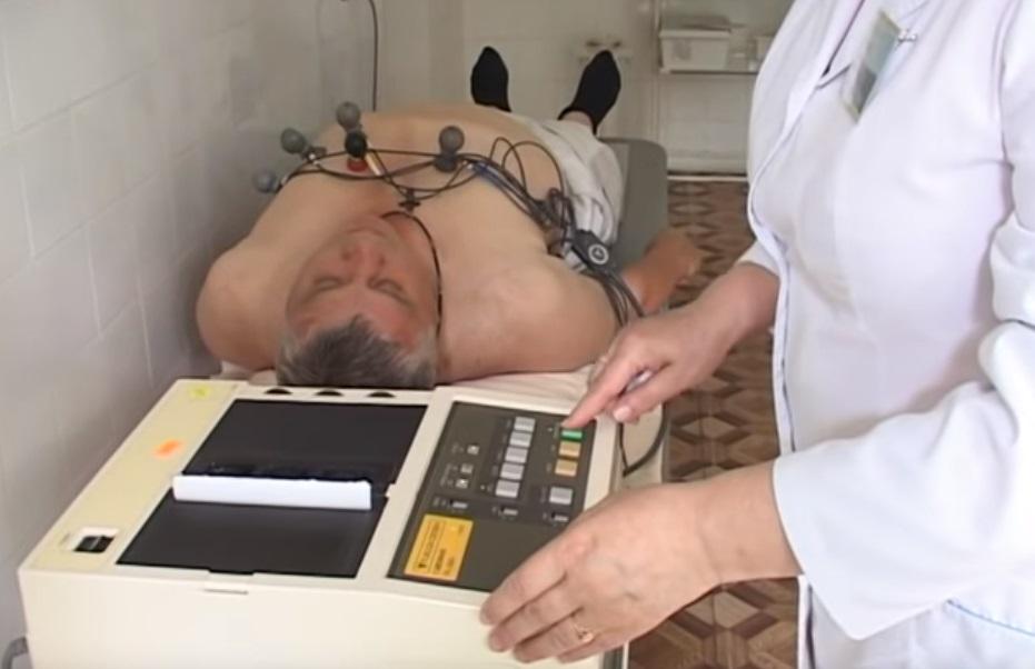 Санаторий Чёнки. полное медицинское обследование