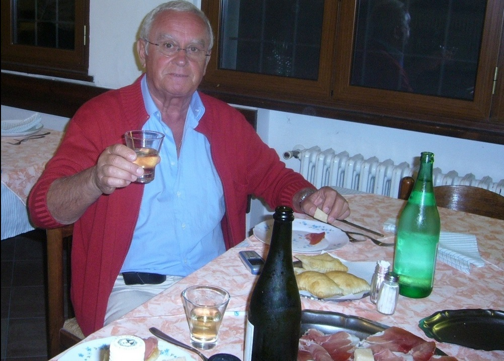 Пенсионеры в Италии