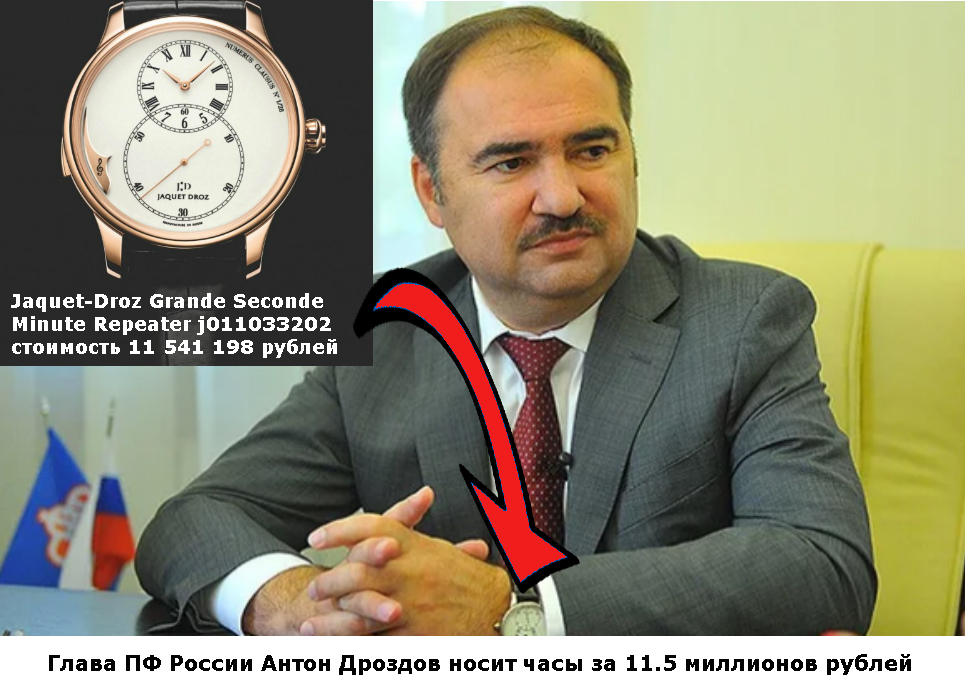 часы дроздова