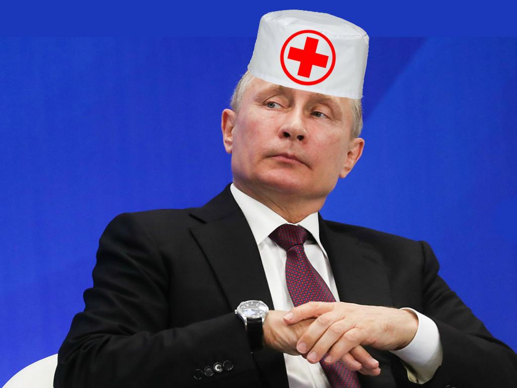 Россия превращается в дурдом