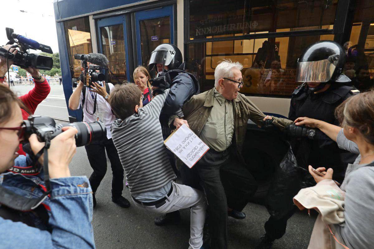 Фото: Давид Френкель / «Медиазона»