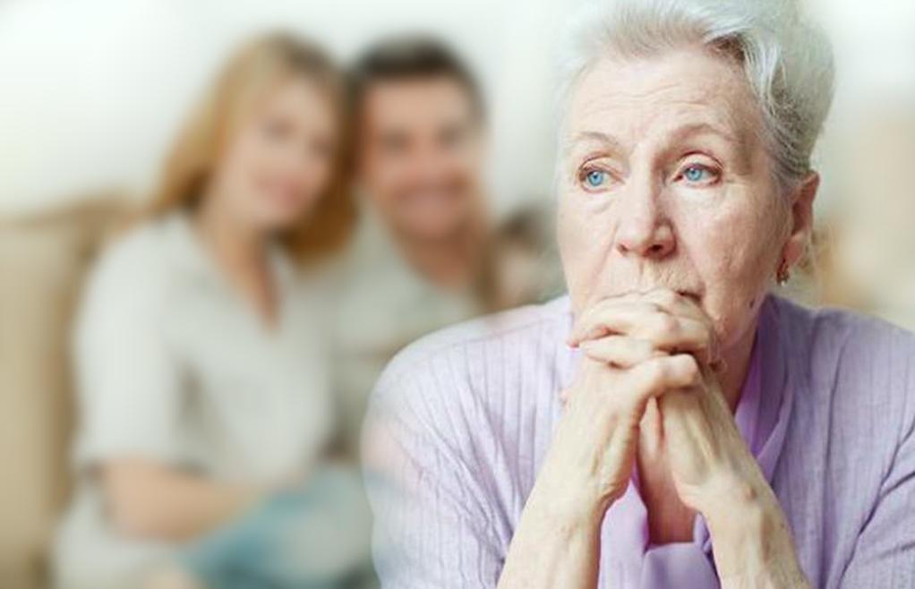 жизнь на пенсии. одиночество