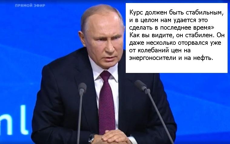речь Путина