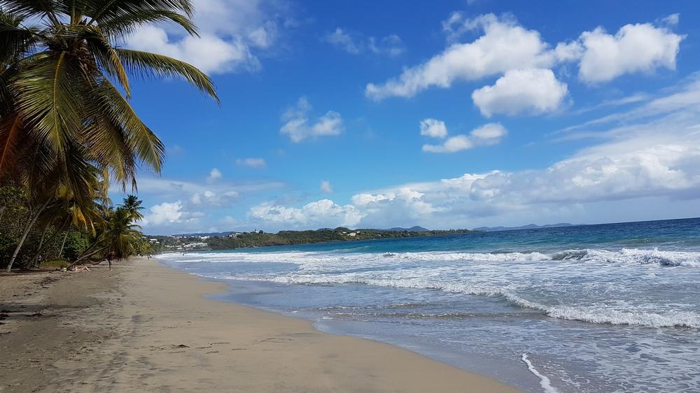 пляж Даймонт