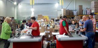 что едят работники Светофора в магазине