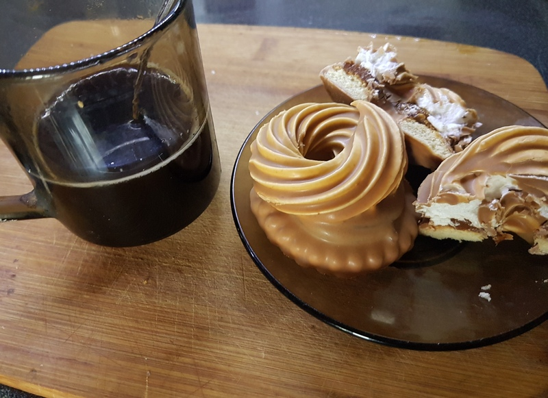 тест десерта из Светофора